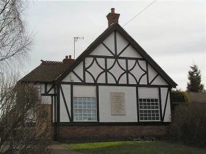 Longdon Memorial Hall